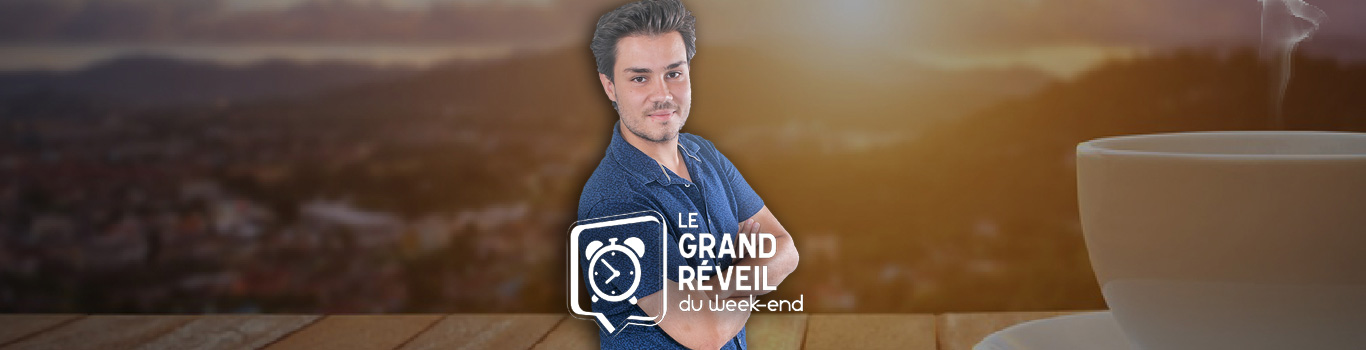 Le grand réveil du week-end